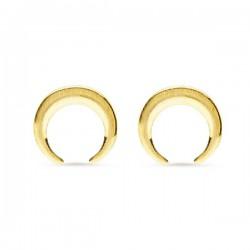 Pendientes Luxenter Natxa metal dorado - REF. SGEW35200