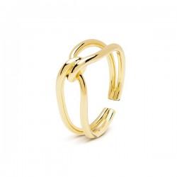 Anillo Luxenter Danim metal dorado - REF. SGW203100