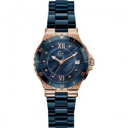 Reloj Guess Colection Structura Ceramic Lady - REF. Y42003L7