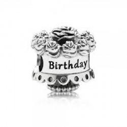 abalorio pandora cumpleaños