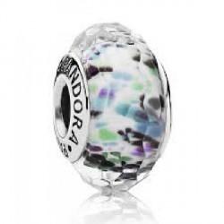 Abalorio Pandora plata 925 cristal de murano - REF. 791610
