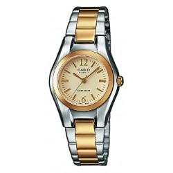 Reloj Casio para señora - REF. LTP1280PSG9AEF