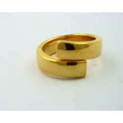 Anillo plata dorada 925 LeCarré - REF. LA082AM