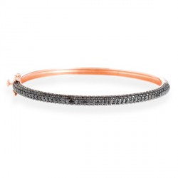 Pulsera Luxenter Alisha plata 925 rosa - REF. BT016R0100