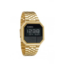 Reloj Nixon Re-Run All Gold - REF. A158502