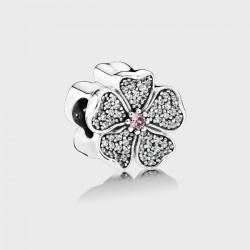 Abalorio Pandora plata 925 Flor de Manzano - REF. 791831NBP