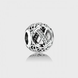 Abalorio Pandora plata 925 - REF. 791868CZ