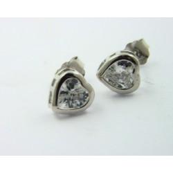 Pendientes Luxenter Nyos plata 925 - REF. EH0300000