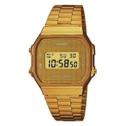 Reloj Casio digital retro - REF. A168WG-9BWEF