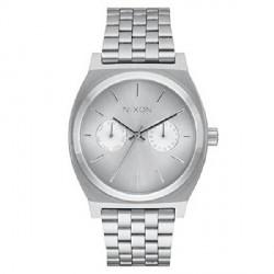 Reloj Nixon Teller Deluxe All Silver - REF. A9221920