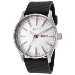 Reloj Nixon Sentry 42 caucho - REF. A027100