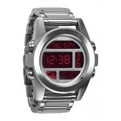 Reloj Nixon Unit SS Silver - REF. A3601263