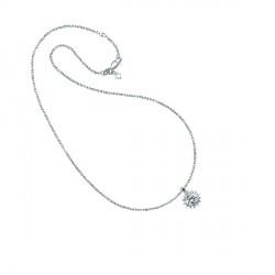 Gargantilla DiamonFire plata 925 con circonitas - REF. 1313491098