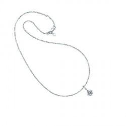 Gargantilla DiamonFire plata 925 con circonita - REF. 1310771082