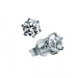 Pendientes DiamonFire plata 925 con circonitas - REF. 6212671082