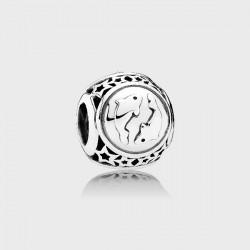 Abalorio Pandora plata 925 Piscis - REF. 791935