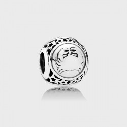 Abalorio Pandora plata 925 Cáncer - REF. 791939