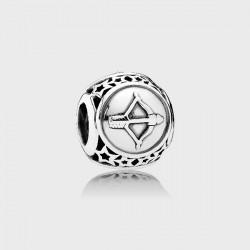 Abalorio Pandora plata 925 Sagitario - REF. 791944