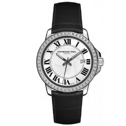 Reloj Raymond Weil Tango con brillantes - REF. 5591-LS1-00300