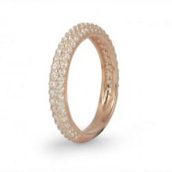 Anillo Luxenter Kay plata rosa 925 - REF. Q2012R0012