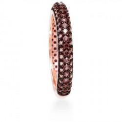 Anillo Luxenter Kay plata rosa 925 - REF. Q2012R10912