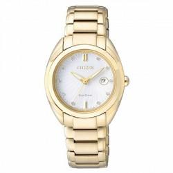Reloj Citizen Eco-Drive para señora - REF. EM0313-54A
