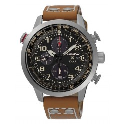 Reloj Seiko Prospex Solar Crono - REF. SSC421P1