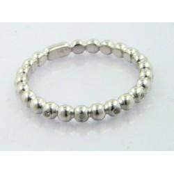 Anillo oro blanco 18k con diamantes - REF. DD-453112/S
