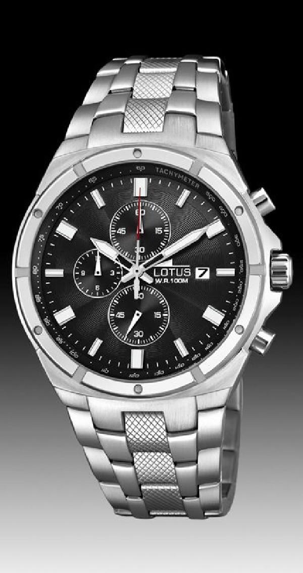 b757d7cf5c93 Reloj Lotus Crono para caballero - REF. L10135 4 - Joyería Manjón