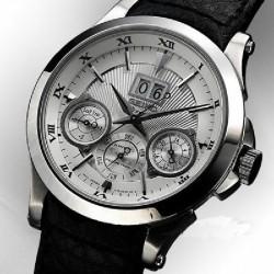 Reloj Seiko Premier Kinetic Calendario Perpetuo - REF. SNP015