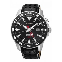 Reloj Seiko Kinetic Sportura GMT - REF. SUN015P2
