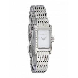 Reloj Gucci 8600L con diamantes - REF. 8605LD