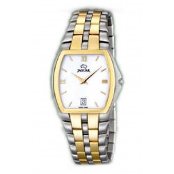 Reloj Jaguar para señora acero y oro 750 - REF. J311/1