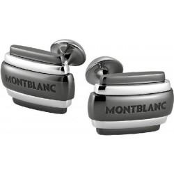 Gemelos Montblanc Classic plata 925 - REF. 104499