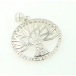 Colgante plata 925 Arbol de la Vida - REF. SB-900510/CL
