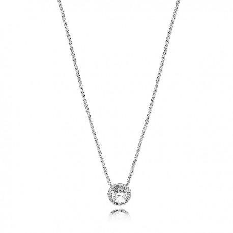 Gargantilla Pandora plata 925 - REF. 396240CZ-45