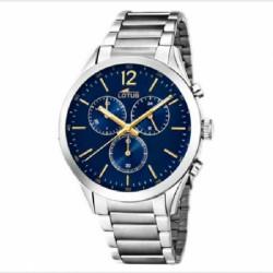 Reloj Lotus crono para caballero - REF. L18114/3