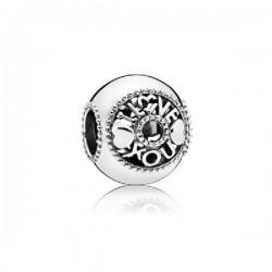 Abalorio Pandora plata 925 - REF. 796601