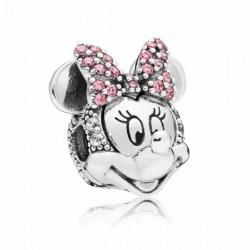 Clip Pandora plata 925 Disney - REF. 797496CZS