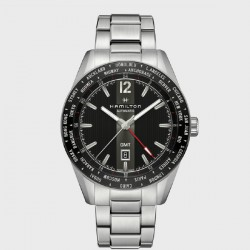 Reloj Hamilton Broadway GMT Auto para caballero - REF. H43725131