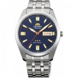 Reloj Orient Automático para caballero - REF. 147RAAB0019L19
