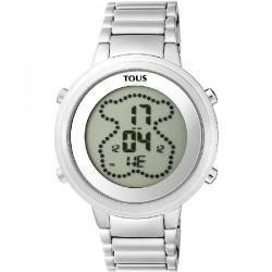 Reloj Tous Digibear acero para señora - REF. 900350025