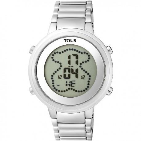 c649289dcb9e Reloj Tous Digibear acero para señora - REF. 900350025 - Joyería Manjón