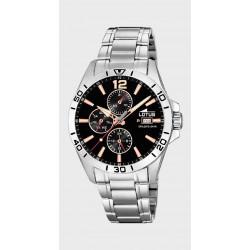 69b756bb956d Reloj Lotus multifunción para caballero - REF. L18666 6