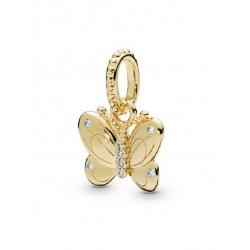 Colgante Pandora Shine plata 925 dorada - REF. 367962CZ