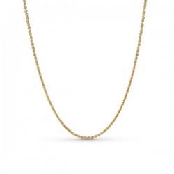 Cadena Pandora Shine plata dorada 925 - REF. 367991-45