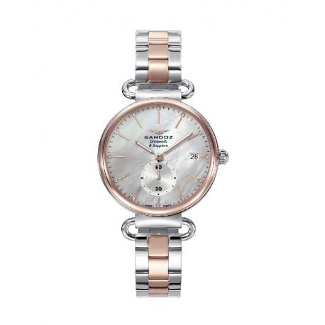 eacb2c341eb3 Reloj Sandoz Antique para señora - REF. 81362-07 - Joyería Manjón