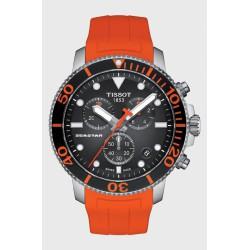 Reloj Tissot Seastar Crono Cuarzo para caballero - REF. T1204171705101