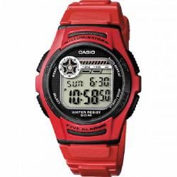 Reloj Casio para señora y niño - REF. W-213-4AVES