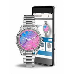 Reloj Smartwatch Guess Connect para señora - REF. C1003L3